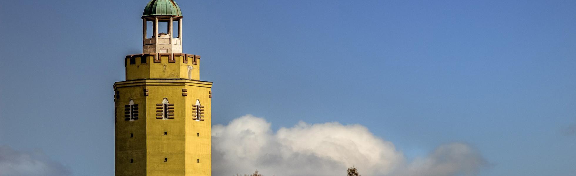 Haukkavuoren näkötorni.