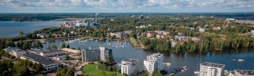 Ilmakuva Hovinsaari