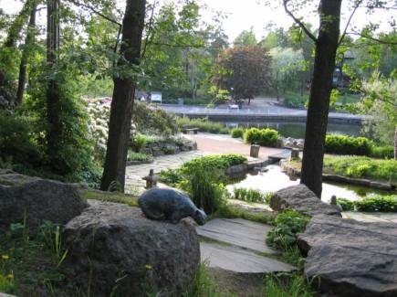 Kuvassa on Sapokan vesipuisto