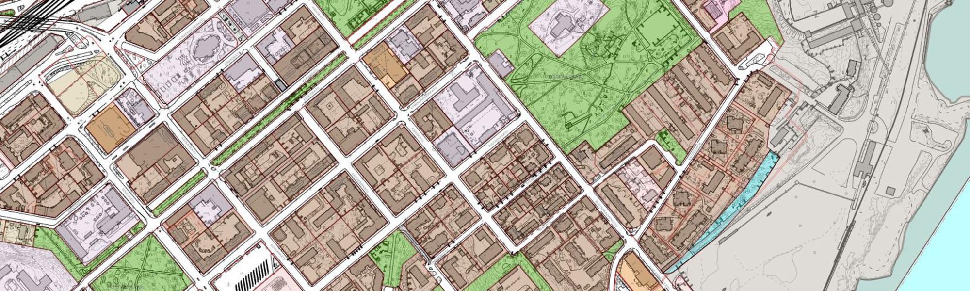 Karttaotteet Kotkan Kaupunki