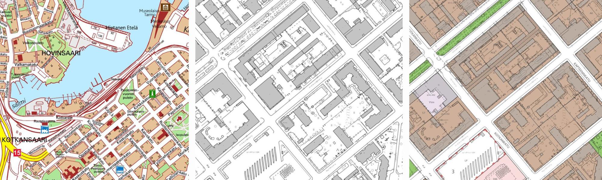 Kartat Ja Paikkatieto Kotkan Kaupunki