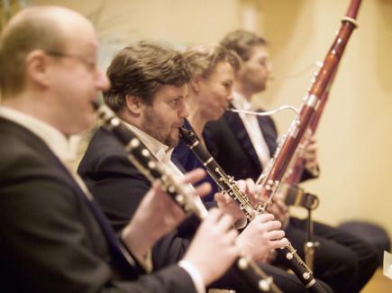 Kymi Sinfonietta - puupuhaltimet