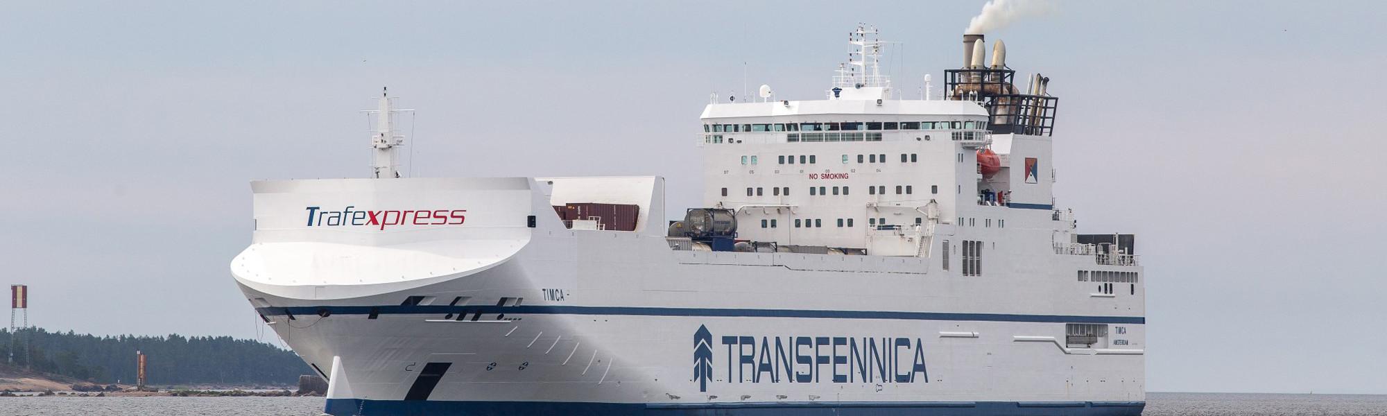 Transfennica laiva