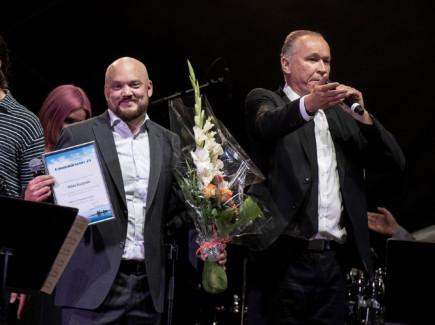 Pyhimys sai Juha Vainio -palkinnon kesällä 2019.