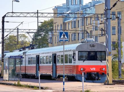 Kotka-Kouvola -paikallisjuna