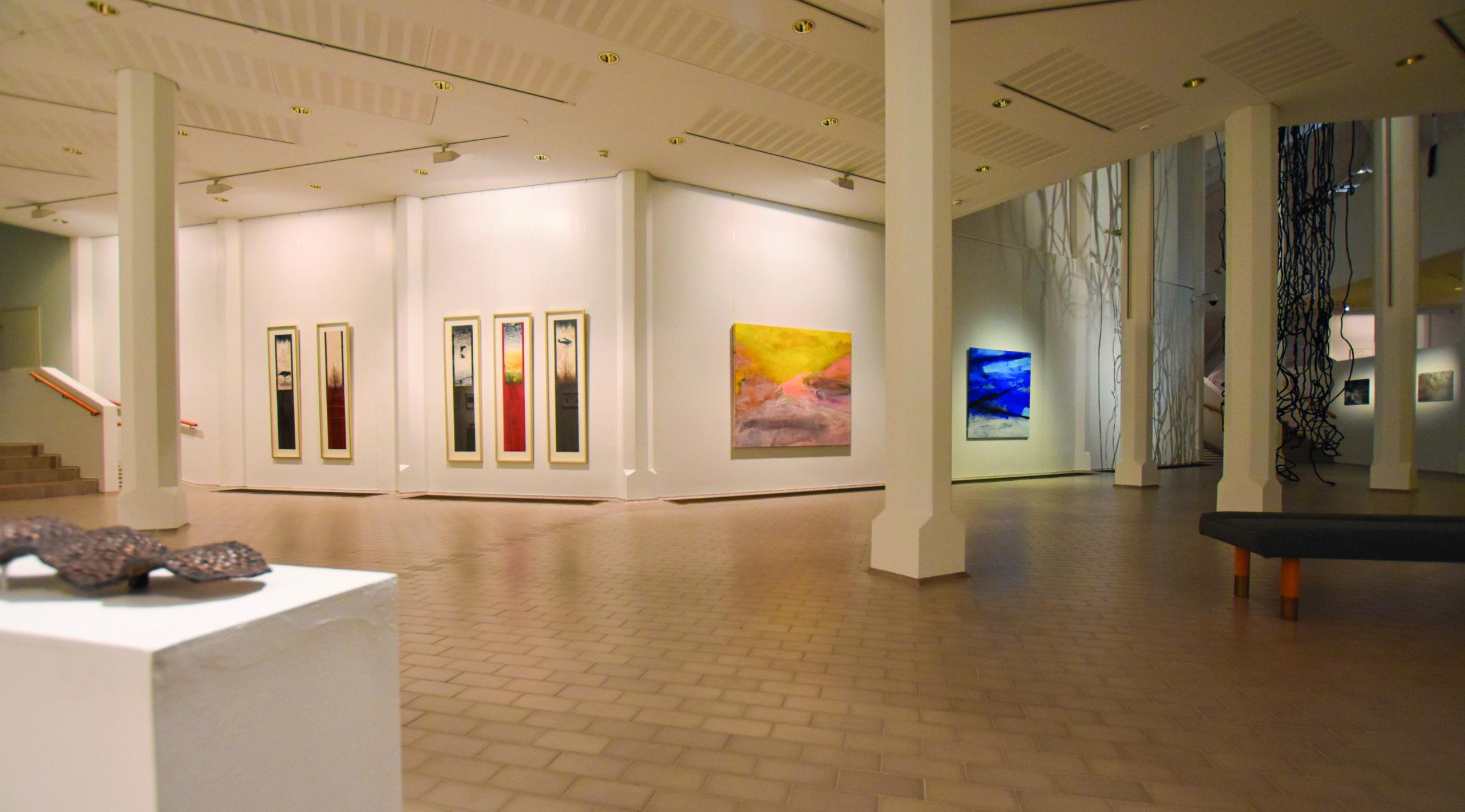 Myötä-näyttely Poikilo-museossa