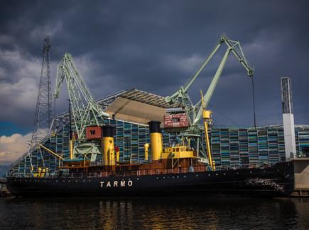 Kuvassa Tarmo-laiva