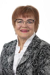 Kuvassa Eeva-Liisa Frilander-Paavilainen