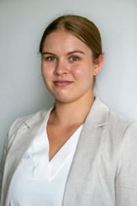 Kuvassa Riina Markkanen