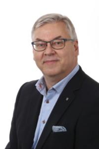 Kuvassa Pekka Posti