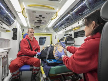 XAMK_ambulanssisimulaattori